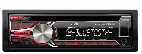 JVC KD-R851BT