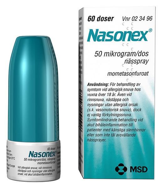 Receptfria ögondroppar med kortison