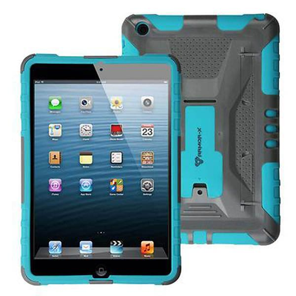 Armor-X Rugged Case with X-Mount for iPad Mini 1/2