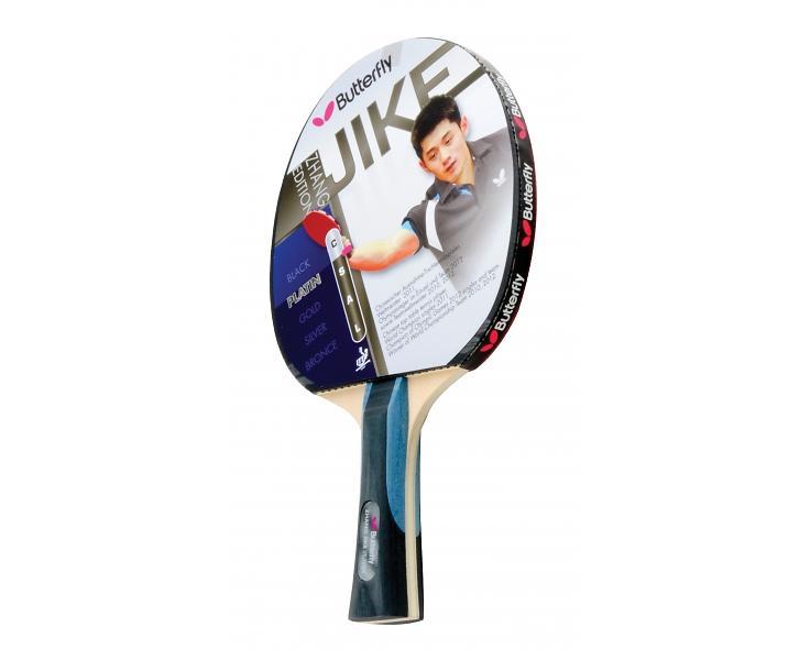 Les meilleures offres de butterfly zhang jike platinum bat - Raquette de tennis de table butterfly ...