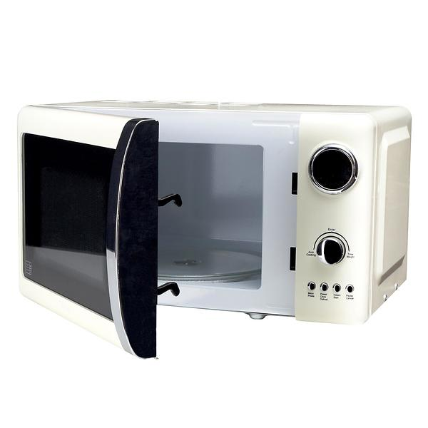 Best Deals On Dunelm Candy Rose Microwave Cream Microwaves Compare Prices Pricespy Uk