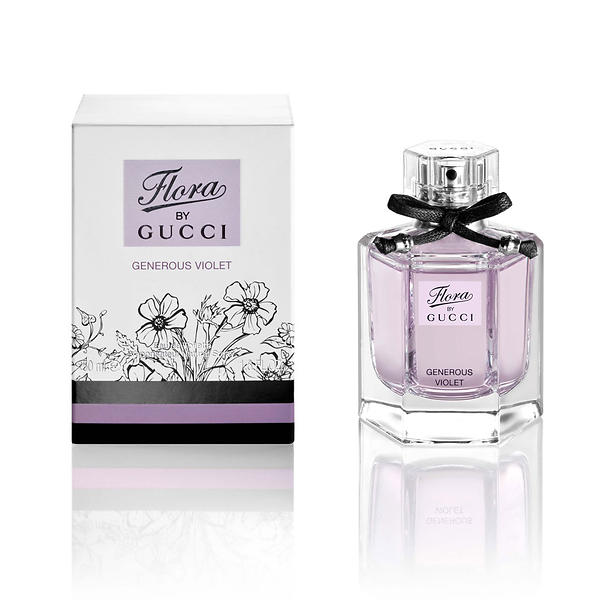 best deals on gucci flora by gucci generous violet edt 50ml perfume compare prices on pricespy. Black Bedroom Furniture Sets. Home Design Ideas