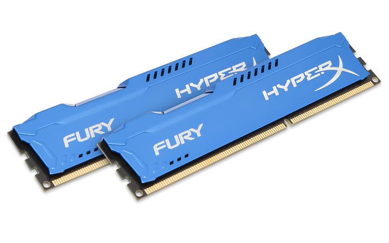 Kingston HyperX Fury Blue DDR3 1333MHz 2x8GB (HX313C9FK2/16)