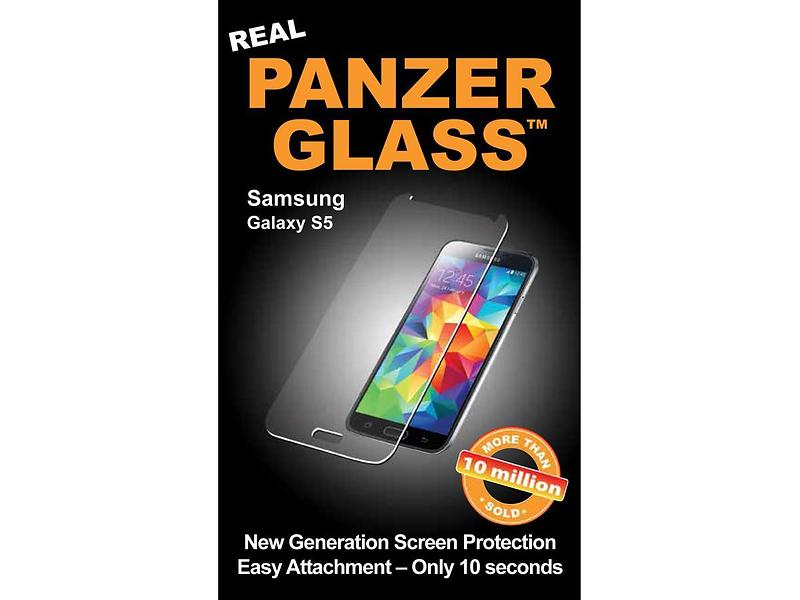 PanzerGlass Screen Protector for Samsung Galaxy S5