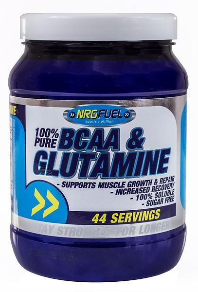 Best bcaa supplement with glutamine