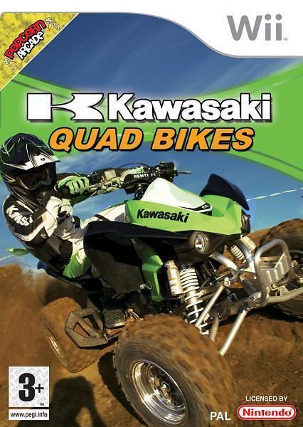 les meilleures offres de kawasaki quad bikes jeu nintendo wii comparez les prix sur led nicheur. Black Bedroom Furniture Sets. Home Design Ideas