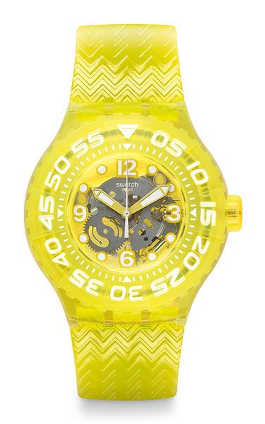 Swatch Lemon Profond SUUJ101