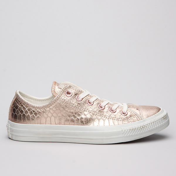 Converse Chuck Taylor Metallic Leather Low (Donna)
