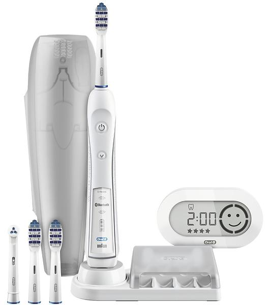 les meilleures offres de oral b braun triumph 6000. Black Bedroom Furniture Sets. Home Design Ideas