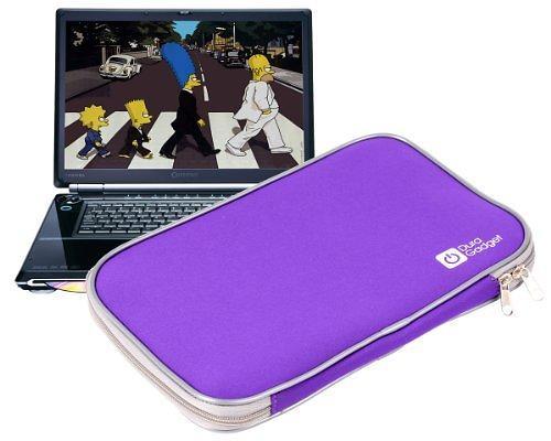 "Duragadget Neoprene Laptop Case 17"""