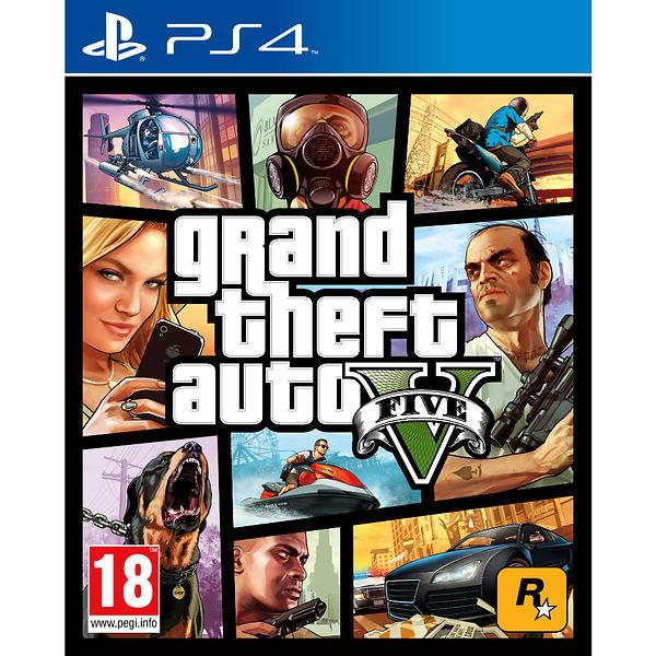 Bild på Grand Theft Auto V från Prisjakt.nu