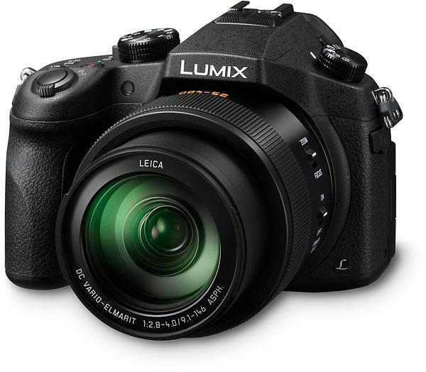 Bild på Panasonic Lumix DMC-FZ1000 från Prisjakt.nu
