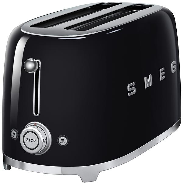 smeg tsf02 au meilleur prix comparez les offres de grille pain sur led nicheur. Black Bedroom Furniture Sets. Home Design Ideas