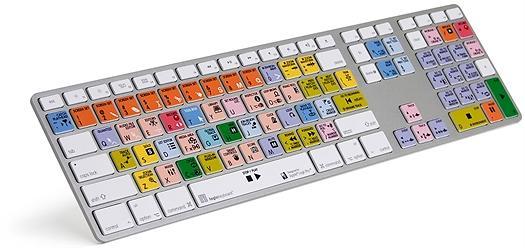 Bild på LogicKeyboard Logic Pro X Apple Advance Line (EN) från Prisjakt.nu
