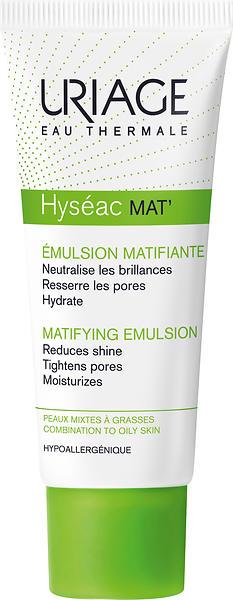 hyseac emulsion hydra matifiante