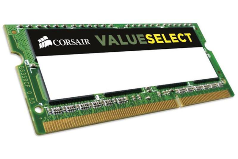 Corsair Value Select SO-DIMM DDR3L 1600MHz 2GB (CMSO2GX3M1C1600C11)