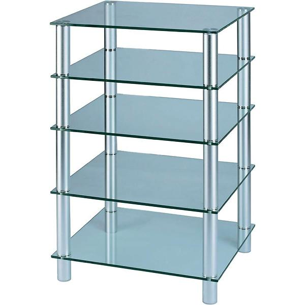 j mf r priser p schnepel as 61 hifi rack 61x52cm tv b nk stereorack hitta b sta pris p. Black Bedroom Furniture Sets. Home Design Ideas