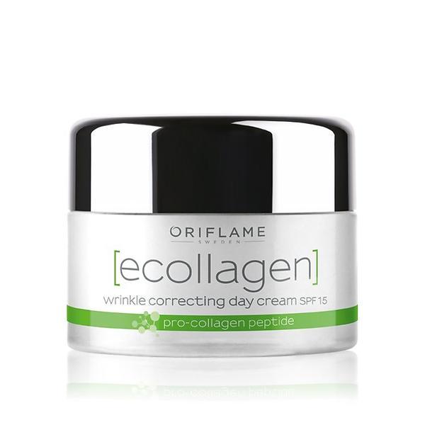 Oriflame Ecollagen Wrinkle Correcting Day Cream SPF15 50ml