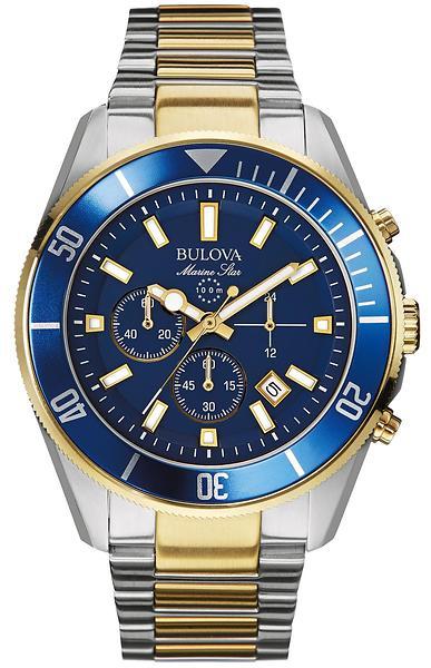 Bulova Marine Star 98B230