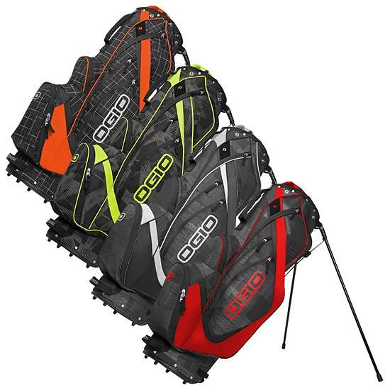 Best Deals On Ogio Shredder Carry Stand Bag Golf Bag