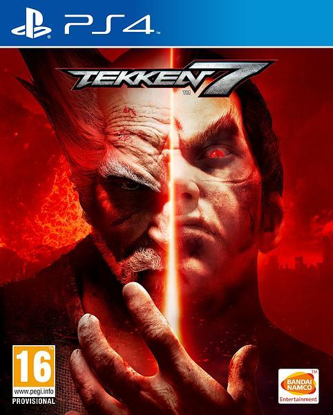 Bild på Tekken 7 (PS4) från Prisjakt.nu