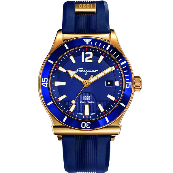 Salvatore Ferragamo Timepieces 1898 FF3120014