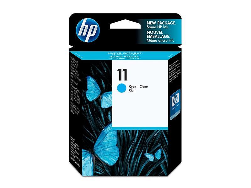 HP 11 (Cyan)
