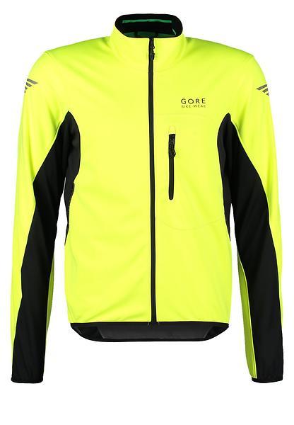 Gore Bike Wear Element Windstopper Soft Shell Jacket (Uomo)