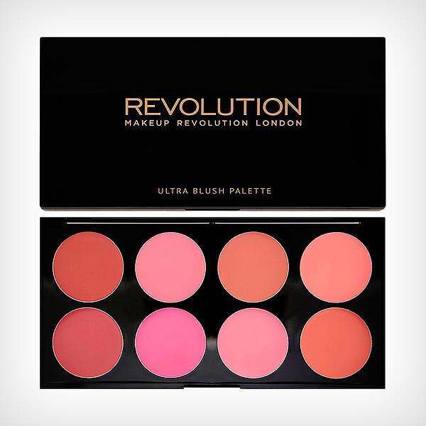 best deals on makeup revolution ultra blush palette. Black Bedroom Furniture Sets. Home Design Ideas