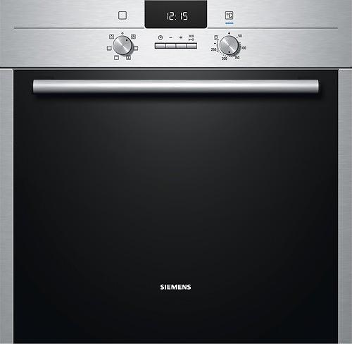 Storico dei prezzi di siemens hb23ab523s inox forno da incasso trova il miglior prezzo - Il miglior forno elettrico da incasso ...