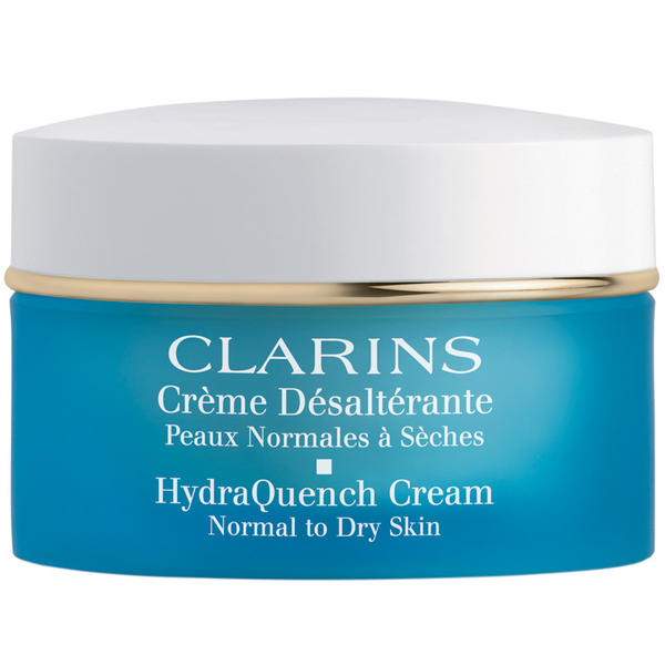 clarins hydraquench cr me normal peau s che 50ml au meilleur prix comparez les offres de cr me. Black Bedroom Furniture Sets. Home Design Ideas