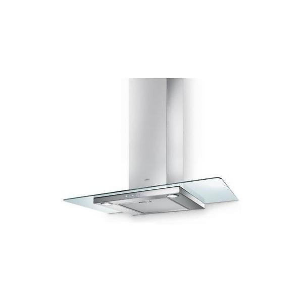 Elica Flat Glass 90cm (Inox)
