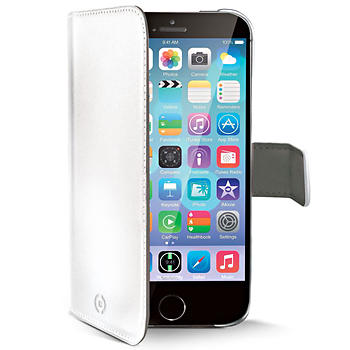 Celly PU Wallet Case for iPhone 6