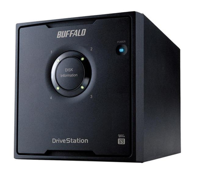 Buffalo DriveStation Quad HD-QHU3 12TB