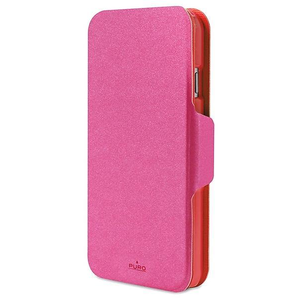 Jämför priser på Puro Bi-Color Wallet Case for iPhone 6 Plus 6s Plus Skal    skärmskydd till mobil - Hitta bästa pris på Prisjakt 9e93739c44329
