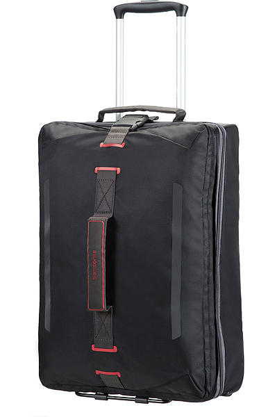 Best Deals On Samsonite Explorall Duffle With Wheels Expandable 55cm Suitcase Amp Bag Compare
