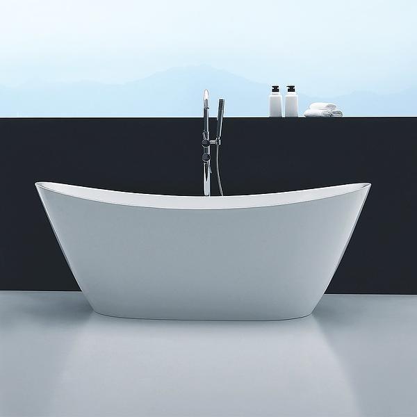 Frittstående badekar tilbud