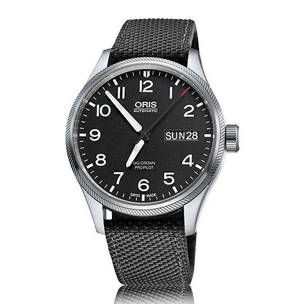 Oris Big Crown ProPilot Day Date 01.752.7698.4164.LS