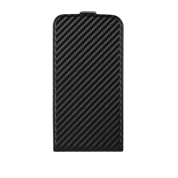 Xqisit Flipcover Carbon for Samsung Galaxy S5