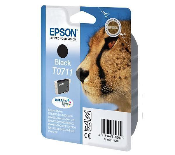 Epson T0711 (Nero)