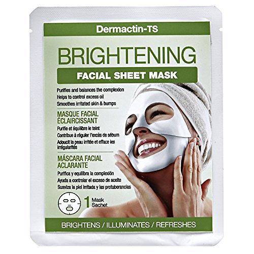 Dermactin ts facial brightener reviews