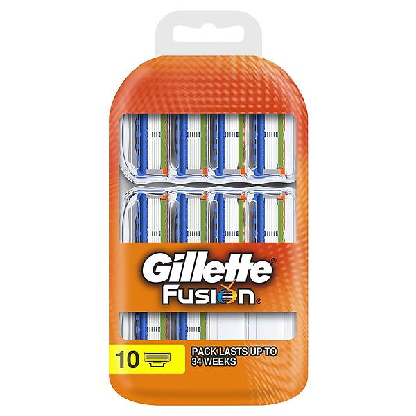 Best Deal On Gillette Fusion Blades