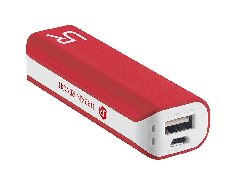 Urban Revolt Power Bank 2200