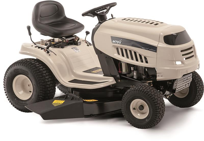 Best Deals On Mtd Dl 96 T Ride On Lawn Mower Compare