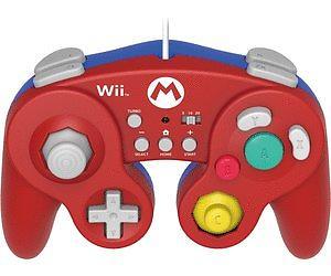 Hori Super Mario Battle Pad - Mario Edition (Wii U)