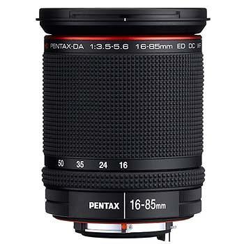 Ricoh-Pentax DA 16-85/3,5-5,6 HD ED DC WR