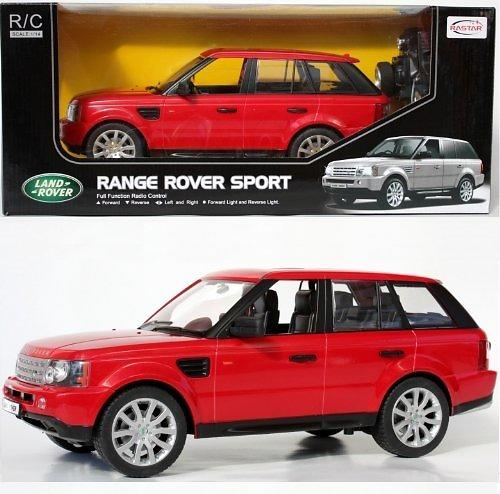 Best Deals On Rastar Range Rover Sport (28200) RTR RC Cars