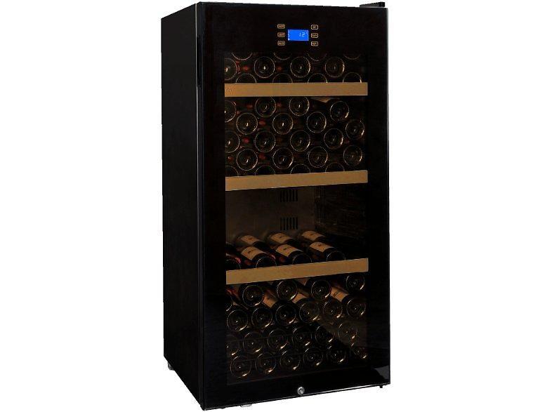 les meilleures offres de climadiff cls130 noir cave vin comparez les prix sur led nicheur. Black Bedroom Furniture Sets. Home Design Ideas