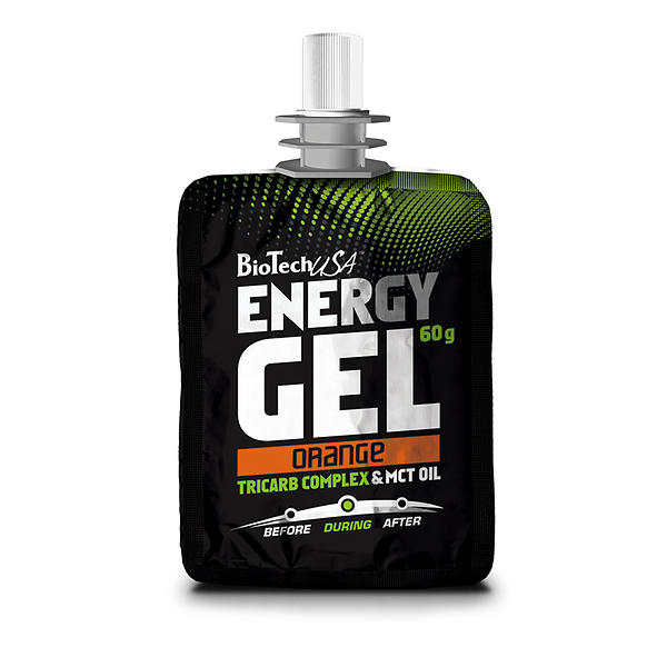 energy gel a new product introduction a