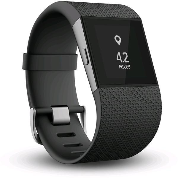 Bild på Fitbit Surge från Prisjakt.nu